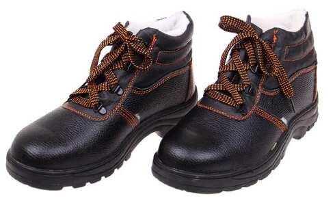 obrázek Pracovní boty kožené H vel. 42