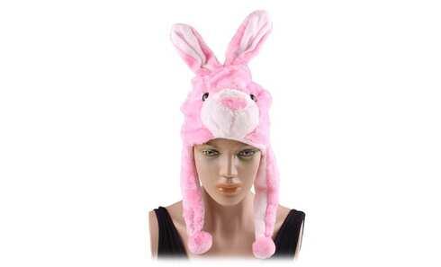 obrázek Zvířecí čepice králík