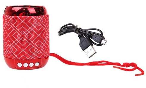 obrázek Reproduktor Portable KL3528 červený