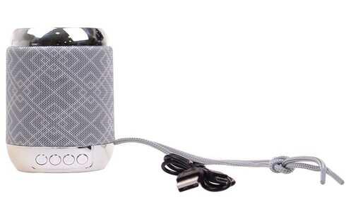 obrázek Reproduktor Portable KL3528 stříbrný