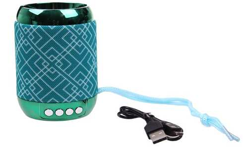 obrázok Reproduktor Portable KL3528 zelený