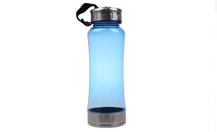 Lahev na pití modrá