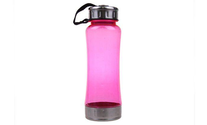 Lahev na pití růžová