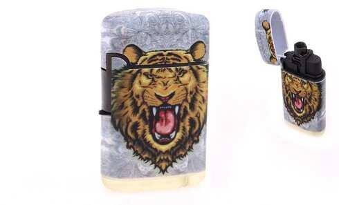 obrázok Tryskový zapaľovač lev