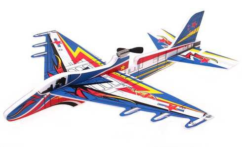 obrázek Létající pěnové letadlo na USB vzor 4