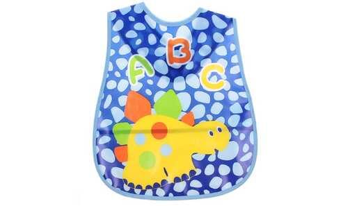 obrázek Dětský plastový bryndáček vzor 2