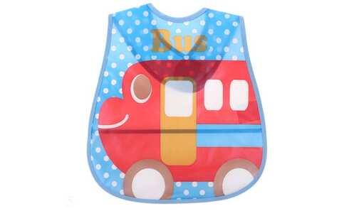 obrázek Dětský plastový bryndáček vzor 5
