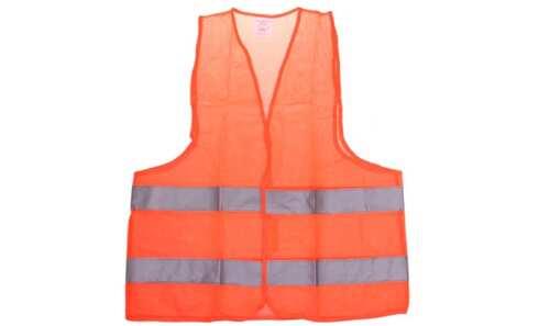 obrázok Reflexná vesta oranžová