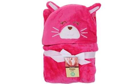 obrázek Dětská deka zvířátková Happy Baby vzor 16