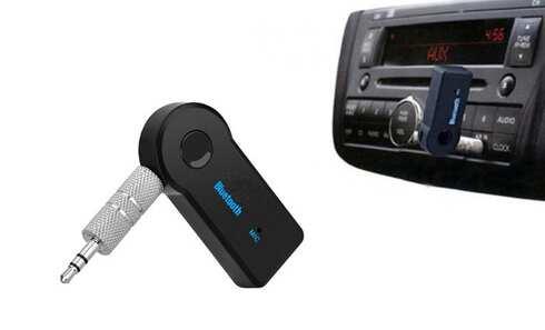 obrázek Bluetooth handsfree do auta