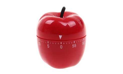 obrázek Kuchyňská minutka jablko červené