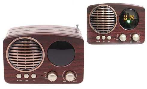 obrázek Retro rádio MK 616BT