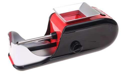 obrázek Elektronická plnička/balička cigaret Gerui červená