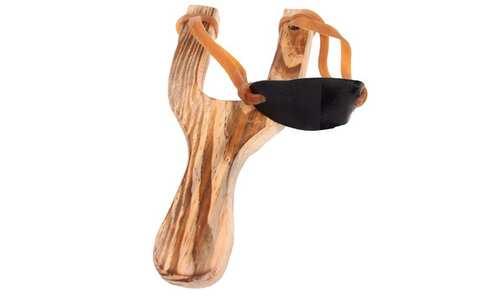 obrázok Prak drevený