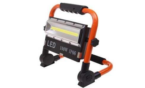 obrázek Přenosný LED reflektor 100W