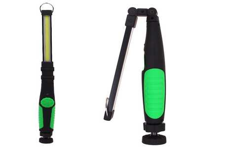 obrázok Multifunkčné pracovné svietidlo zelené