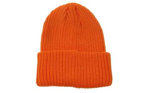 obrázok Čiapka zimná oranžová