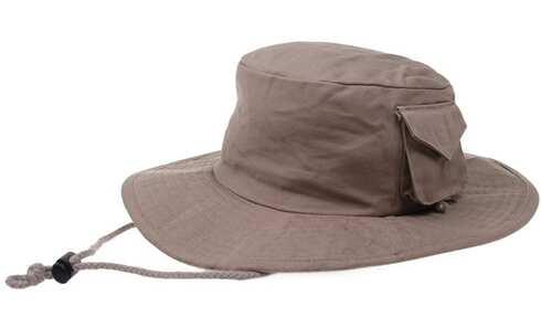 obrázek Cestovatelský klobouk béžový
