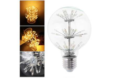 obrázok LED žiarovka G80