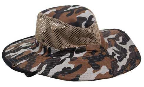 obrázok Rybársky klobúk maskáčový vzor 4