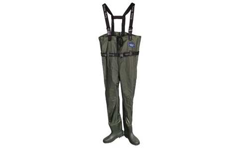 obrázek Brodící kalhoty prsačky zelené vel.41