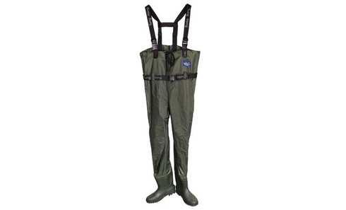 obrázek Brodící kalhoty prsačky zelené vel.45