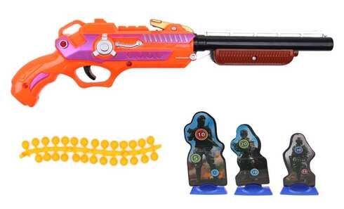 obrázok Detská guličková pištole oranžová