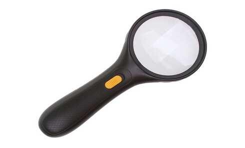obrázek Lupa s LED osvětlením
