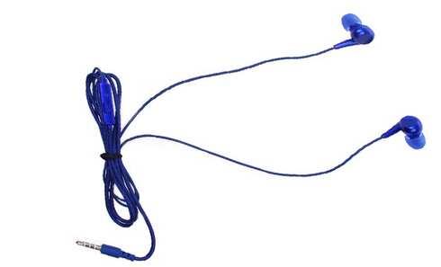 obrázok Slúchadlá EZ-999 modrá