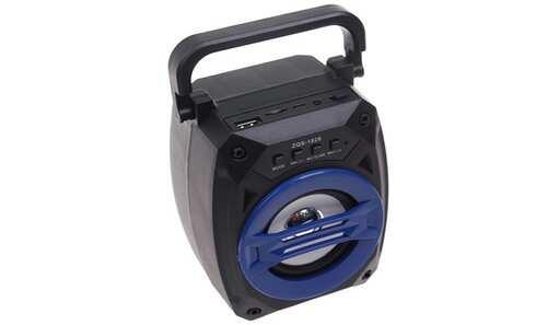 obrázok Bluetooth reproduktor ZQS-1826 modrý