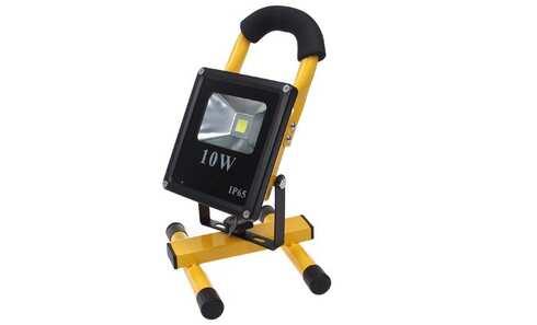 obrázok Prenosný LED reflektor 10W