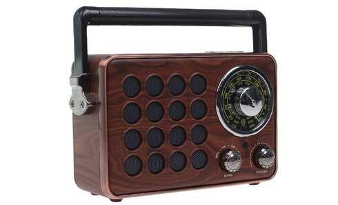 obrázok Prenosné retro rádio MK-613