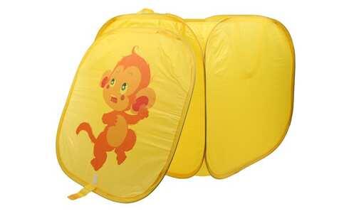 obrázek Úložný box na hračky opička