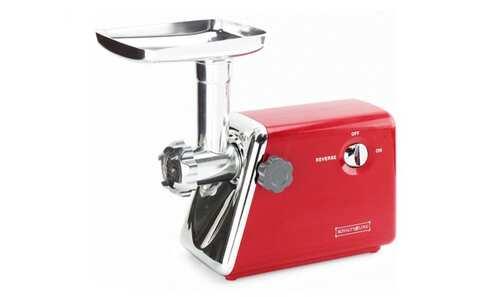 obrázek Elektrický mlýnek na maso Royalty Line RL-MG5 červený