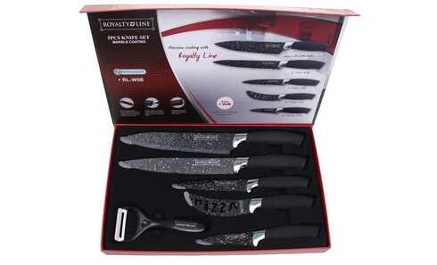 obrázek 5-dílná sada nožů Royalty Line RL-W5B