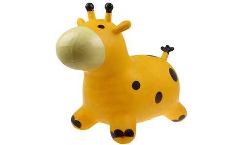 obrázek Hopsadlo pro děti – kravička žlutá