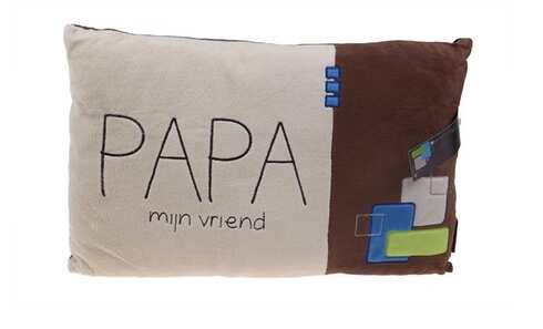 obrázek Krémový polštářek Papa