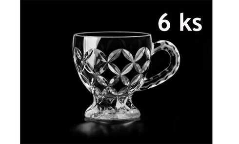 obrázok Sada pohárov na čaj Sevilla
