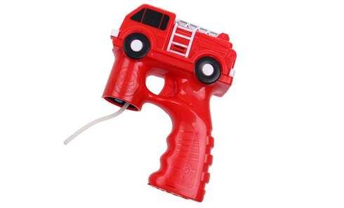 obrázok Bublifuková pištole hasičské auto