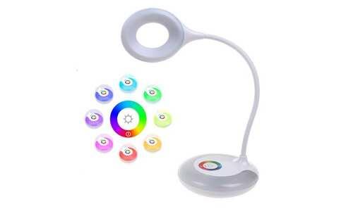 obrázok LED stolná lampička